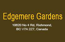 Edgemere Gardens 10620 NO 4 V7A 2Z7