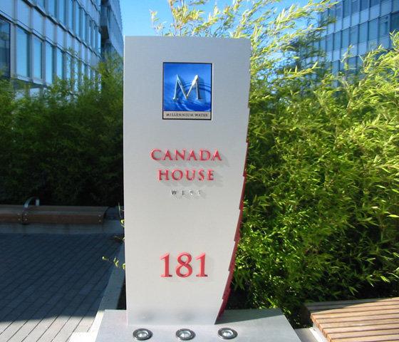 Canada House!
