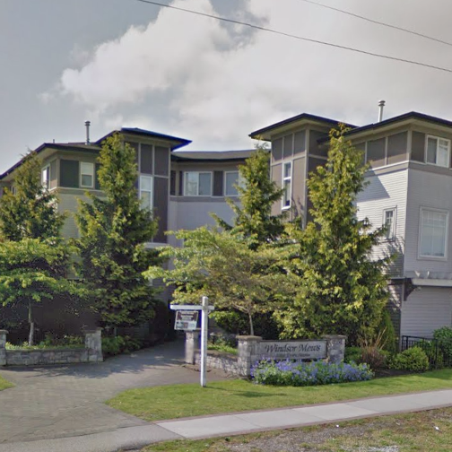 1010 Ewen New Westminster BC Street View!