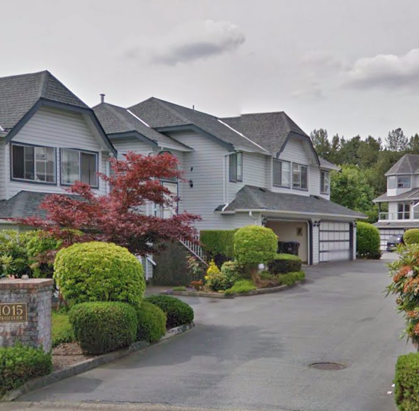 1015 Fraserview Port Coquitlam BC Exterior!