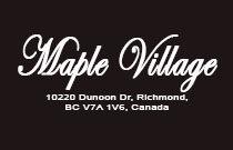 Maple Village 10220 DUNOON V7A 1V6