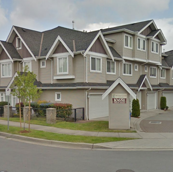 10651 Odlin Richmond BC Exterior!