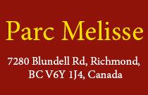 Parc Mellisse 7280 BLUNDELL V6Y 1J4