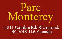 Parc Monterey 11511 CAMBIE V6X 1L6