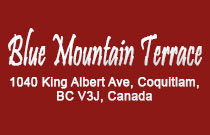 Blue Mountain Terrace 1040 KING ALBERT V3J 1X5