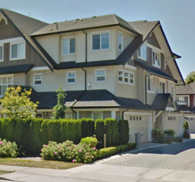 10711 No 5 Richmond BC Exterior!