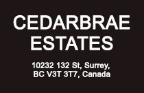 Cedarbrae Estates 10232 132ND V3T 3T7