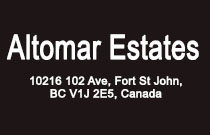 Altomar Estates 10216 102ND V1J 2E5