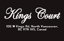 Kings Court 106 KINGS V7N 2L8
