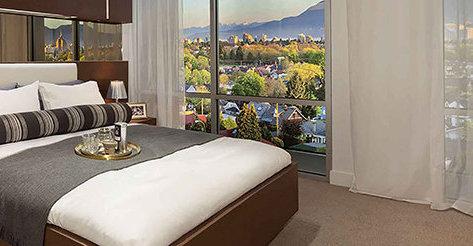 4139 Cambie Street, Vancouver, BC V5Z 2Y2, Canada  Bedroom!