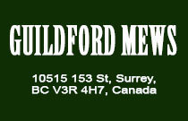 Guildford Mews 10515 153RD V3R 4H7