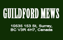 Guildford Mews 10535 153RD V3R 4H7