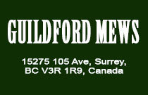 Guildford Mews 15275 105TH V3R 1S1