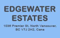 Edgewater Estates 1036 PREMIER V7J 2H2