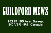 Guildford Mews 15215 105TH V3R 1R9