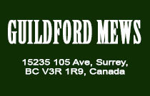 Guildford Mews 15235 105TH V3R 1R9
