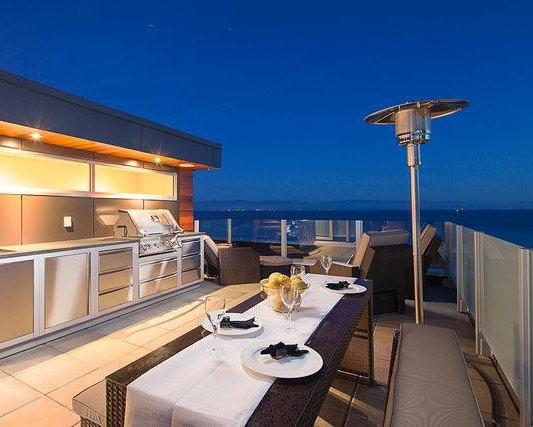 408 Dallas Road, Victoria, BC V8V 1A9, Canada Rooftop Deck!