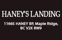 Haney's Landing 11665 HANEY V2X 9G3