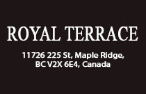 Royal Terrace 11726 225TH V2X 6E4