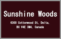 Sunshine Woods 6300 COTTONWOOD V4E 3M4
