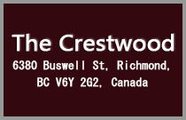 The Crestwood 6380 BUSWELL V6Y 2E9