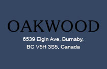 Oakwood 6539 ELGIN V5H 4W7