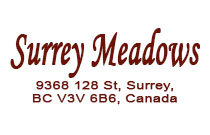 Surrey Meadows 9368 128TH V3V 6A4
