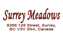 Surrey Meadows 9388 128TH V3V 6A4