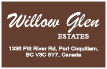 Willow Glen Estates 1336 PITT RIVER V3C 5Y7