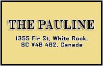 The Pauline 1355 FIR V4B 4B3