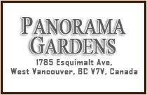 Panorama Gardens 1833 FRANCES V5L 1Z8
