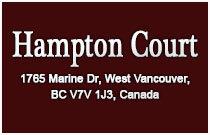 Hampton Court 1765 MARINE V7V 1J5