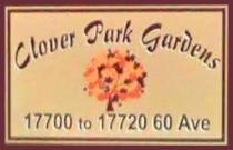 Clover Park Gardens 17716 60TH V3S 1V2