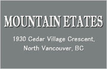 Mountain Estates 1930 CEDAR VILLAGE V7J 3M5