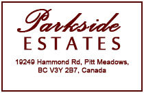 Parkside Estates 19249 HAMMOND V3Y 2B8