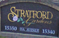 Stratford Gardens 15350 19A V4A 9W1