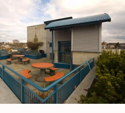 2001 Wall Vancouver BC Building Rooftop Deck!