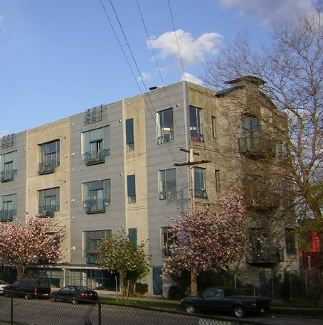2001 Wall Vancouver BC Building Exterior!