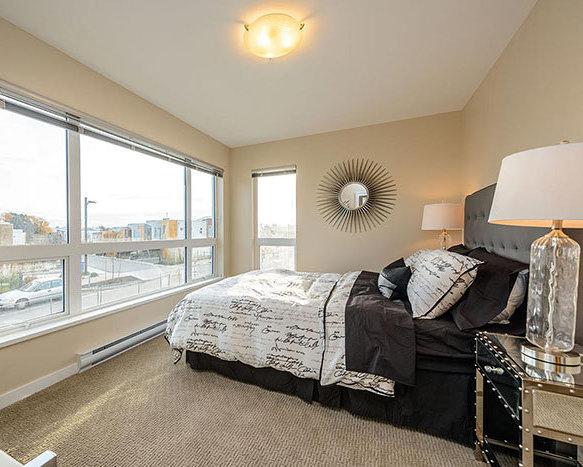 787 Tyee Road, Victoria, BC V9A 7R5, Canada Bedroom!
