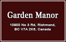 Garden Manor 10900 NO 3 V7A 1X1