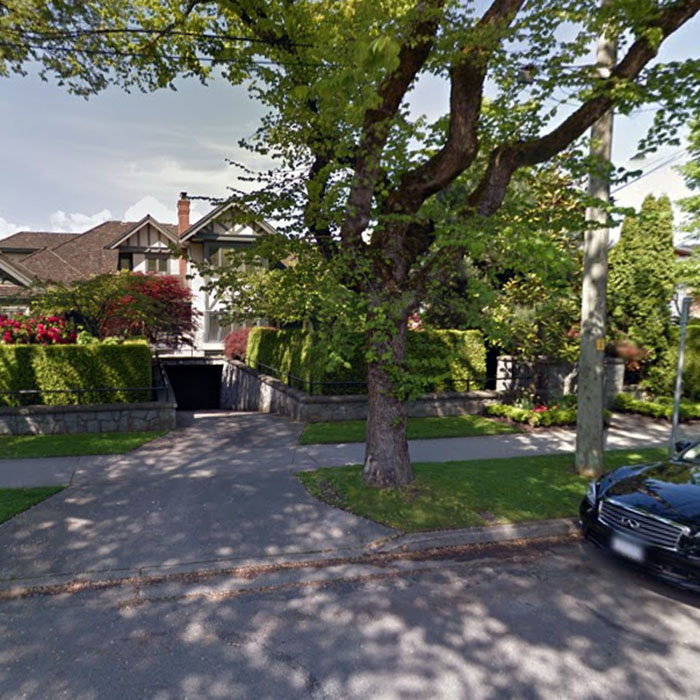 2521  Point Grey Road, Vancouver, BC V6K 1A1, Canada Street View!