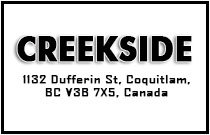 Creekside 1132 DUFFERIN V3B 7M8