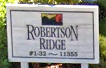 Robertson Ridge 11355 236TH V2W 1W4