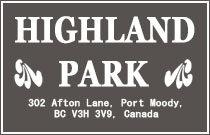 Highland Park 302 AFTON V3H 3V9
