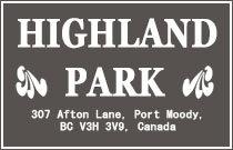 Highland Park 307 AFTON V3H 3V8