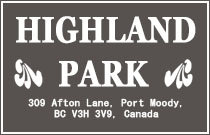 Highland Park 309 AFTON V3H 3V8