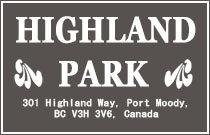 Highland Park 301 HIGHLAND V3H 3V6