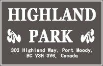 Highland Park 303 HIGHLAND V3H 3V6