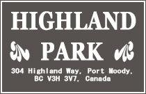 Highland Park 304 HIGHLAND V3H 3V7