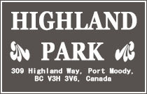 Highland Park 309 HIGHLAND V3H 3V6